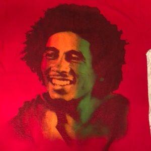 Other - Men's Bob Marley t-shirt